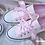 "Thumbnail: Converse All Star Dainty ""Satin Pink / Pure Platinum"""