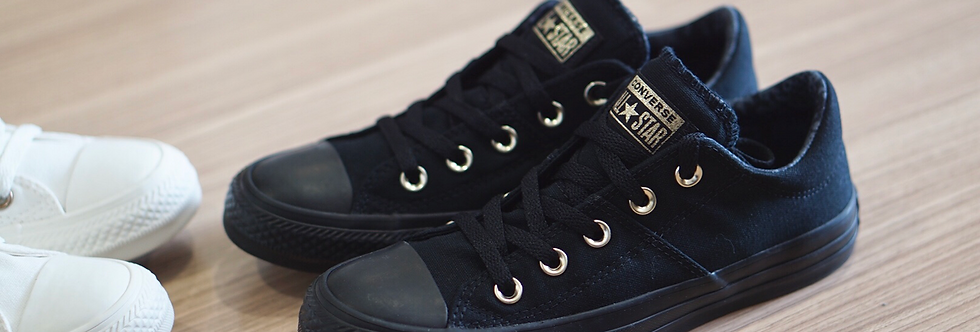 Converse All Star Madison Gold Label Black