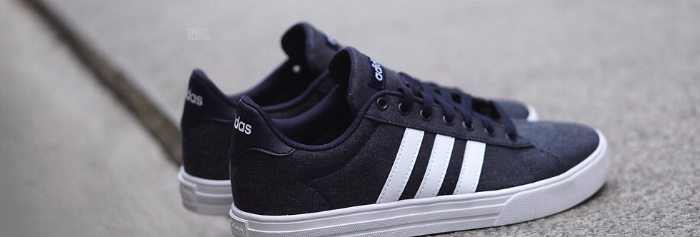 "adidas Daily 2.0 ""Legend Ink / Black-White"""