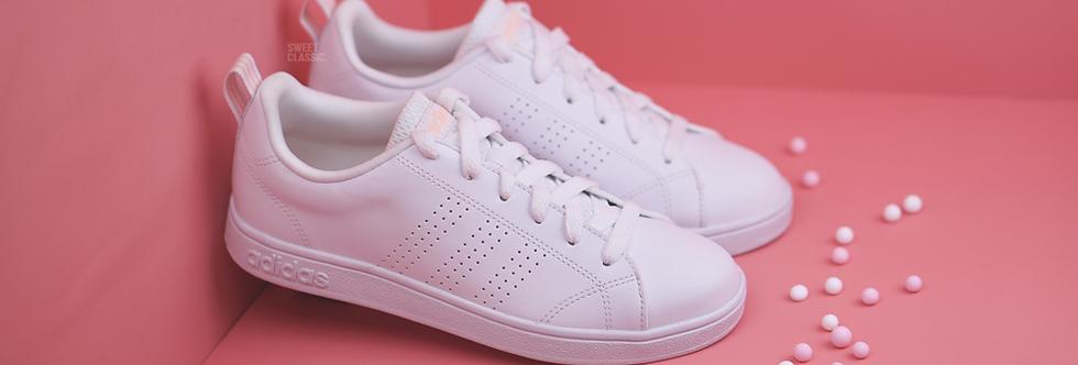 """adidas NEO Advantage Clean VS """"Haze Coral Pink"""""""
