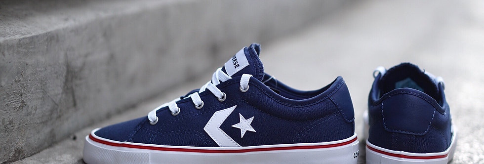 """Converse One Star Replay Navy """"Star Of The Show"""""""