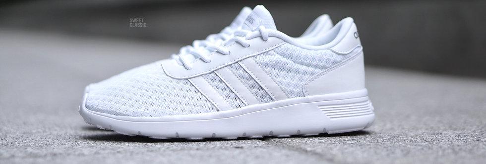 """adidas NEO Lite Racer """"White-Metallic Silver"""""""