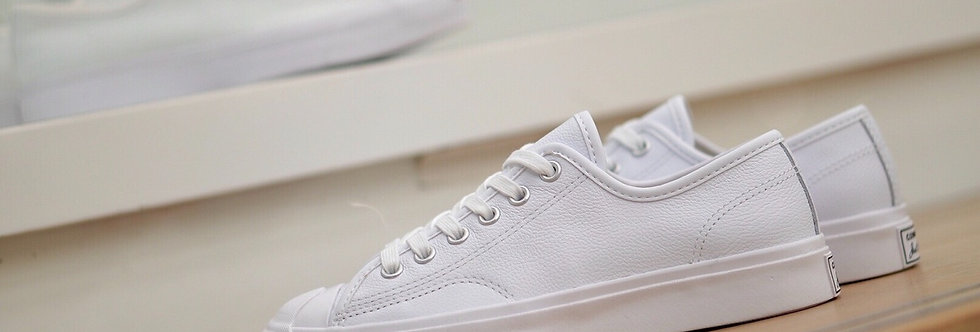 Converse Jack Purcell Leather Classic White