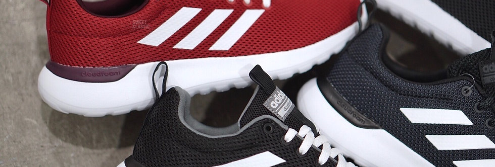 "adidas CF Lite Racer Clean ""Black-White Lace"""
