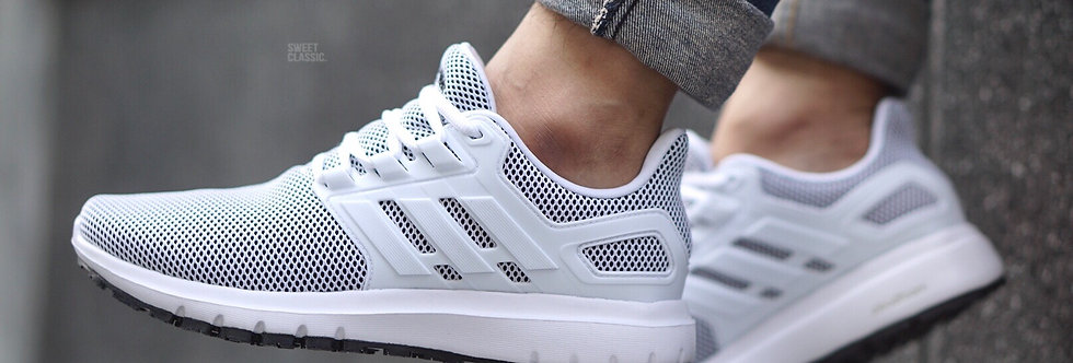 "adidas Energy Cloud 2M ""Double White-Black"""