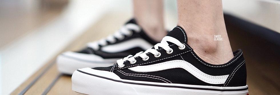 "Vans Style 36 Decon Sf ""Black-White"""