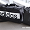 "Thumbnail: adidas Linear Travel Bag ""Black-White"""