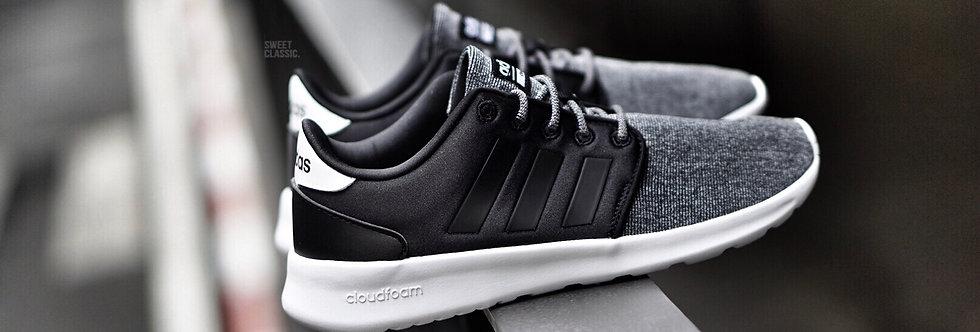 "adidas NEO Label Qt Racer ""Black-White-Oreo"""