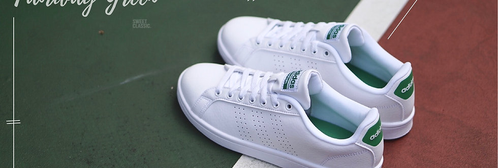 "adidas Cloudfoam Advantage Clean ""Fairway Green"""