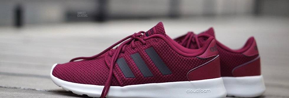 """adidas NEO Label Qt Racer """"Mystery Ruby"""""""
