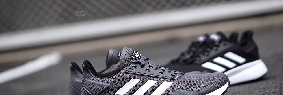 "adidas Duramo 9 ""Grey Five / Black"""