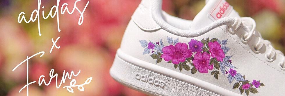 "adidas FARM® Rio Advantage ""Pink Floral""🌺"