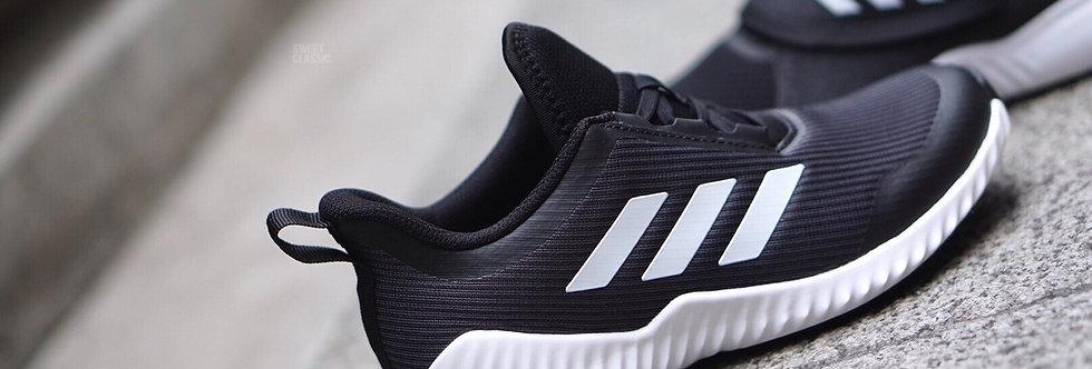 """adidas FortaRun Slip On / Lace K """"Black-White"""""""
