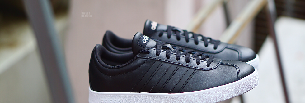 "adidas NEO VL Court 2.0 ""Black-Light Pink"""