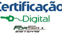 Certificação Digital União da Vitória(PR), Porto União (SC) e Região