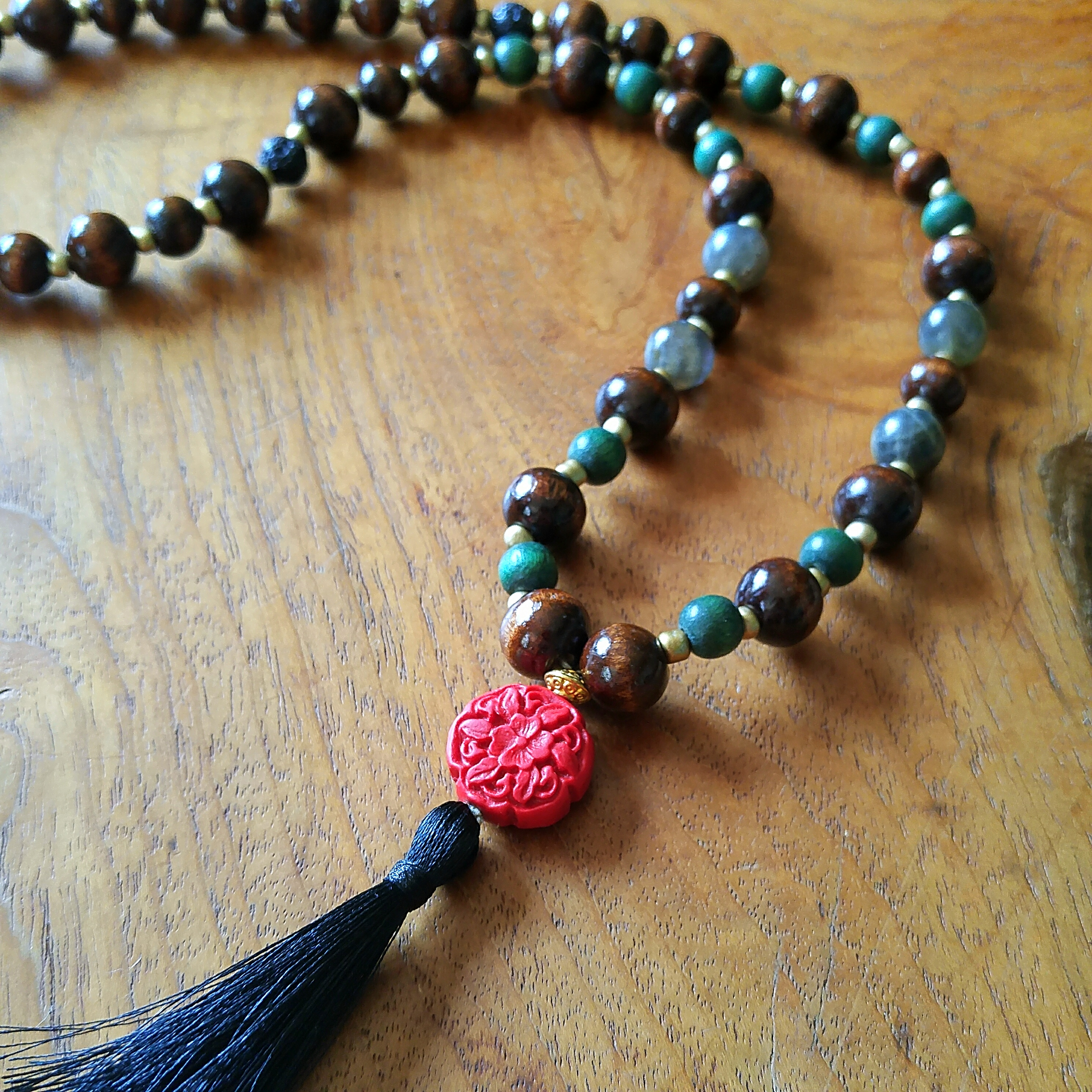 We specialize in mala making