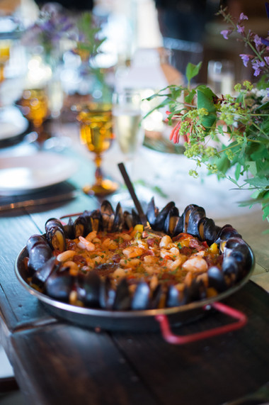 Paella_Brea McDonald Photo