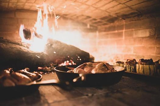 Wood Fired Chicken & Toast