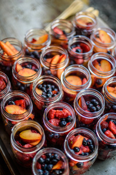 Seasonal Fruit Parfaits