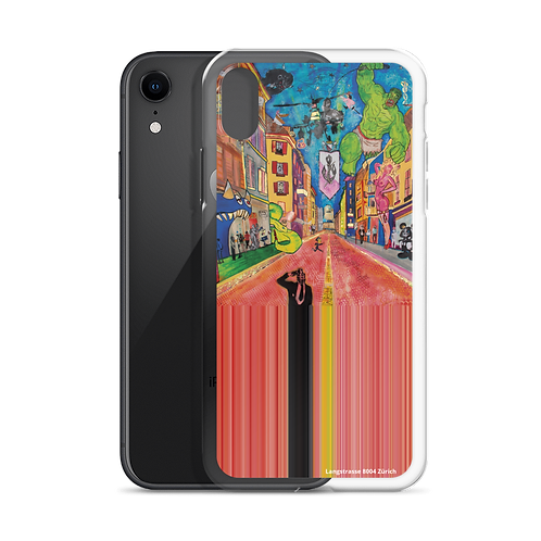 iPhone Case - Langstrasse 3.0 - by Schirka El Creativo
