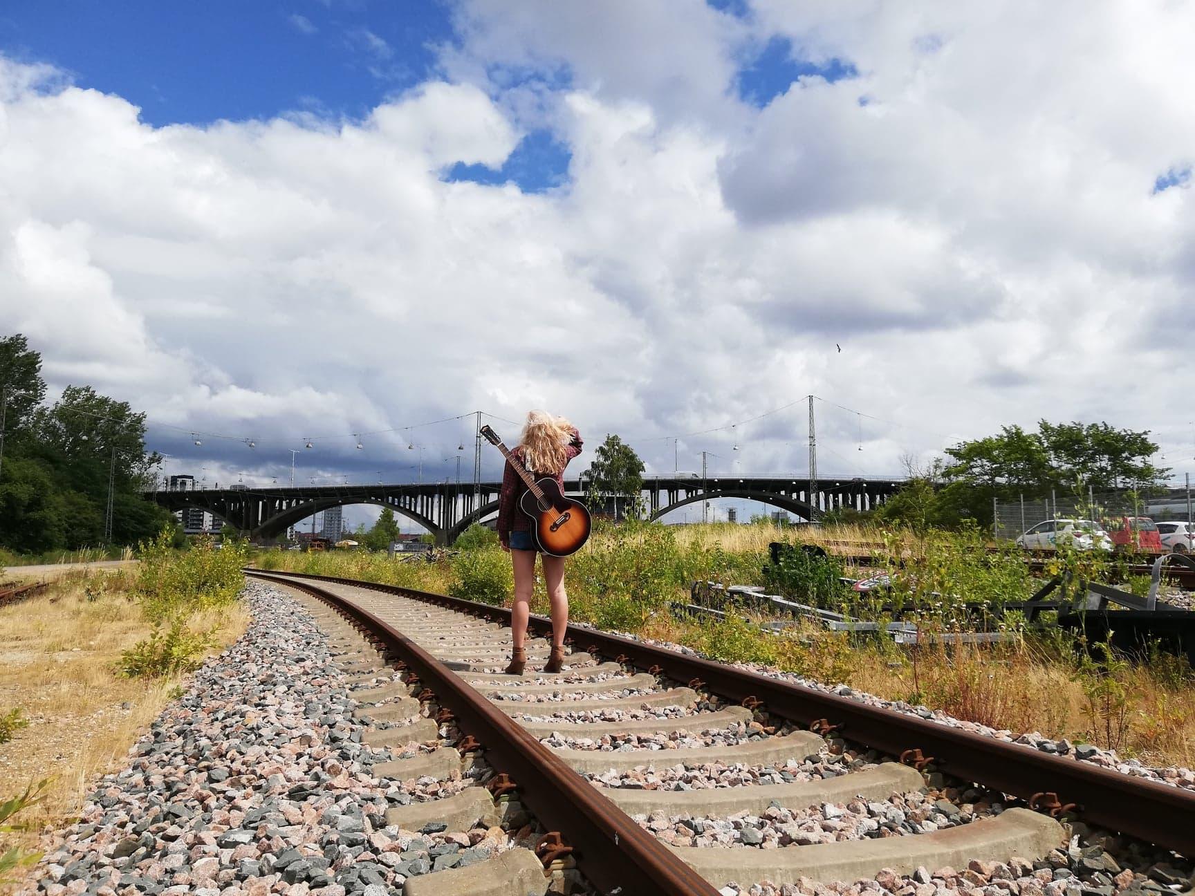 Optagelse af musikvideo 2019 - Godsbanen Aarhus
