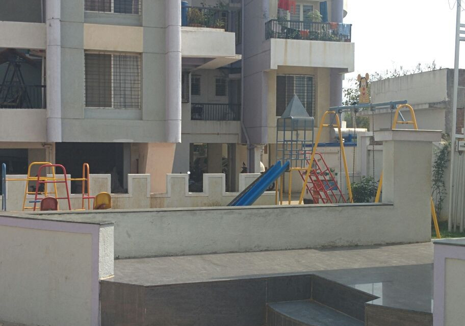 Yash Platinum Play Area View - Dhayari