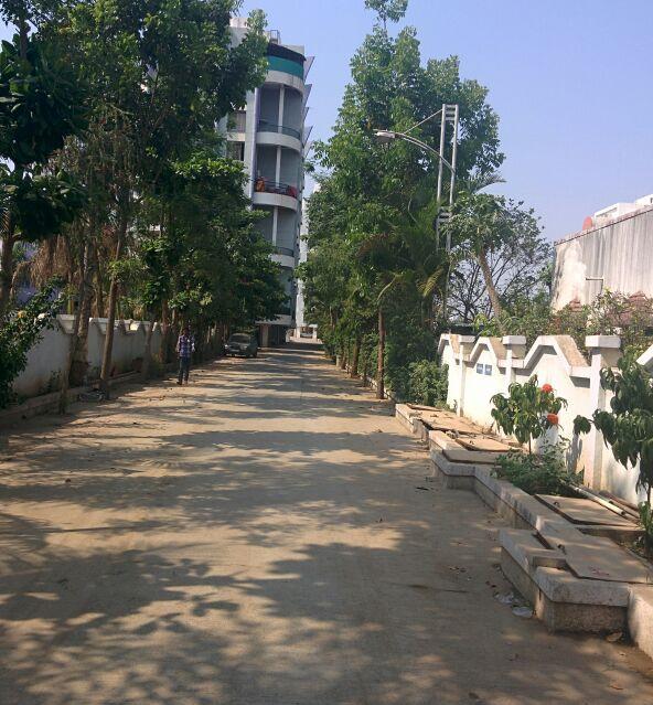 Yash Platinum Entrance View- Dhayari