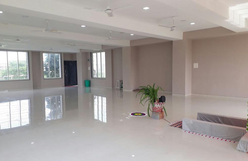 Yash Platinum Club House Hall View- Dhyari