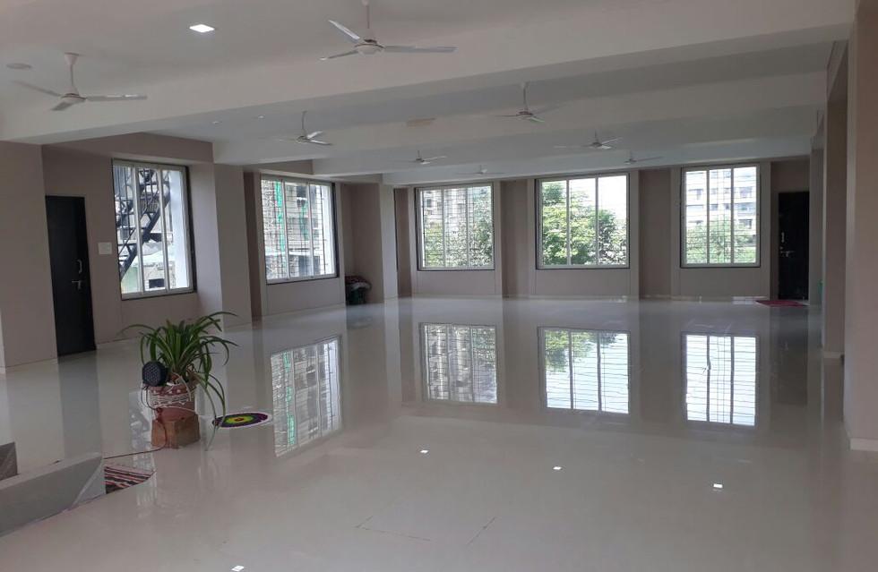 Yash Platinum club house view-Dhayari