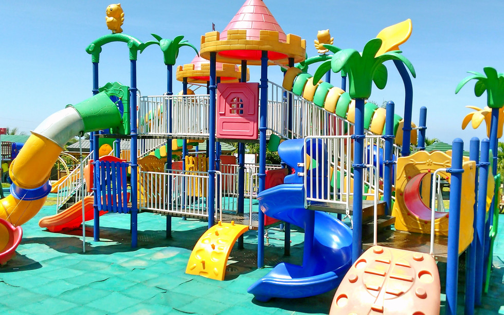 Yash Orchid Children Play Area - Baner