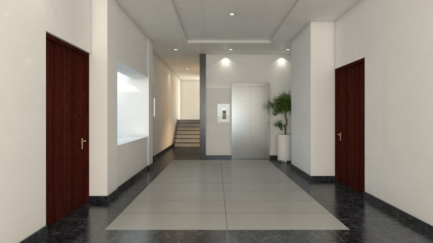 Yash Elina_First FLOOR LOBBY