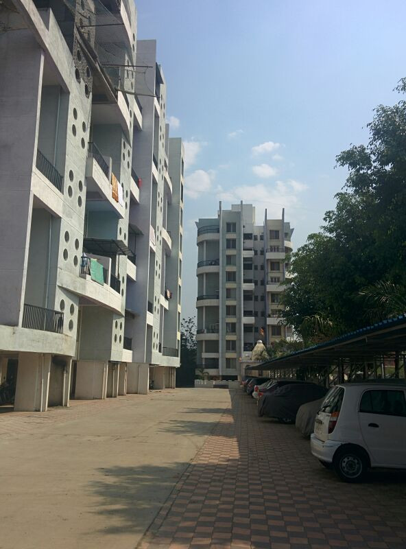 Yash Platinum building View-Dhayari