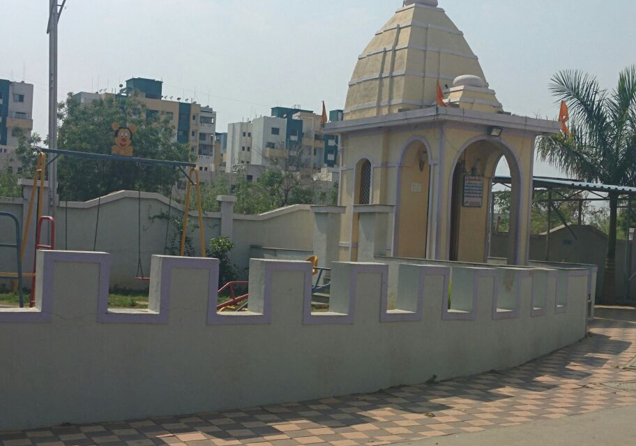 Yash Platinum Temple View-Dhayari