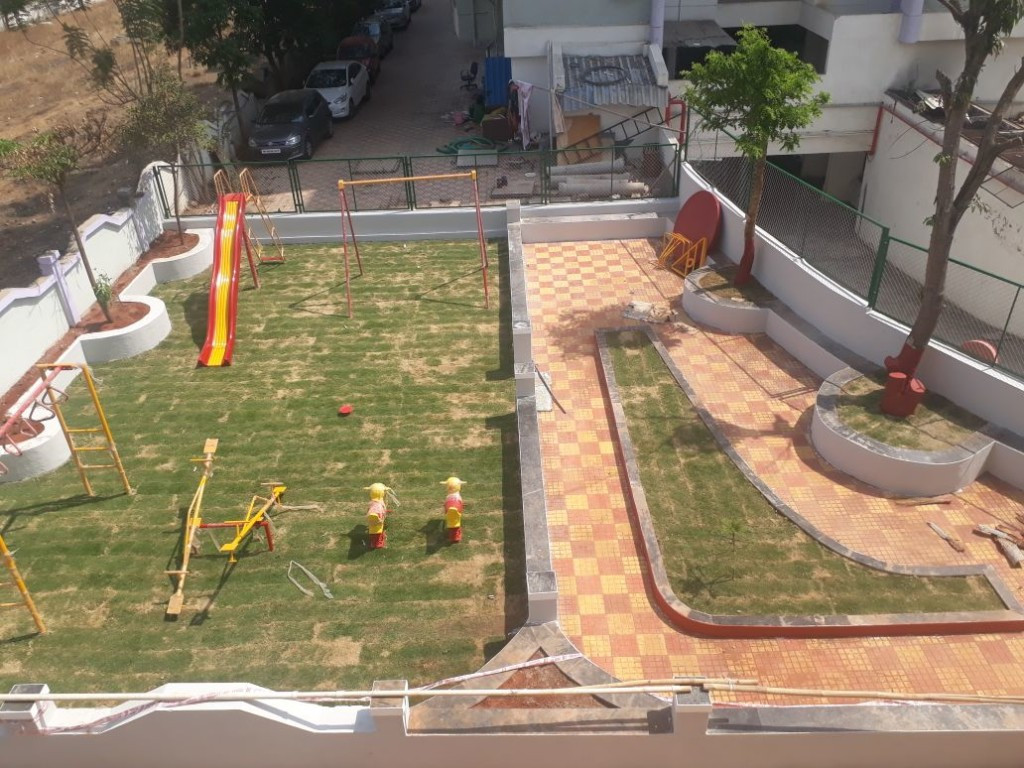Yash Platinum Actual Garden View-Dhayari