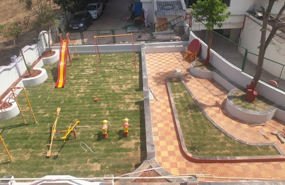 Yash Platinum Actual Garden View-Dhayari