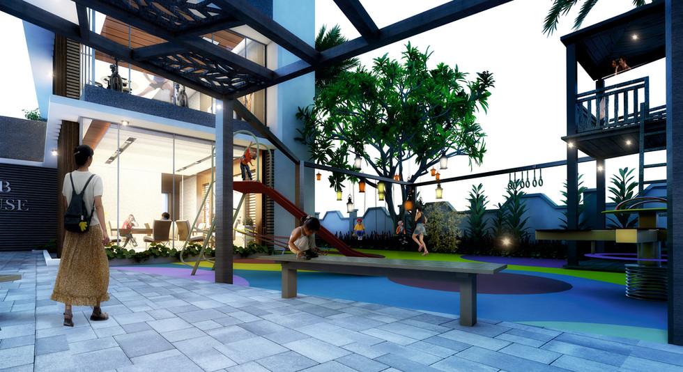 Yash Florencia Club House View-Kondhwa