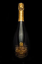 Cuvée Sensation, Champagne Cordeuil