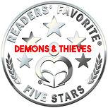 D&T 5 Star Favorite Reader award.jpg