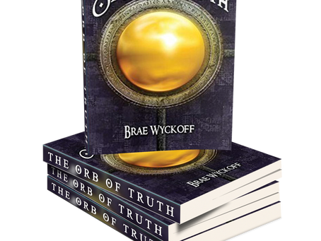 The Orb of Truth- first book published 2012