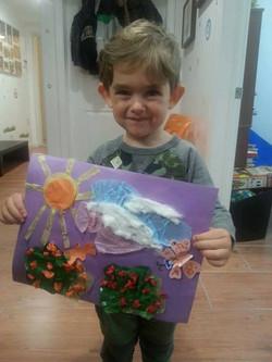 Art & Craft - student's work