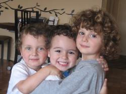My Sunshine Tutoring Center's happy children