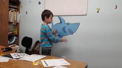 English language - presentation about hte sea animals 2