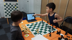 Chess class - analyzing a game