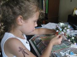 Art & Craft - flowers