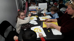 Arts and Craft class