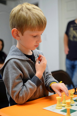 Chess class - Opening!