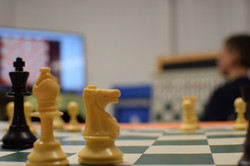 Chess class - learning tactics