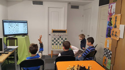 Chess Lecture about 'Fork'