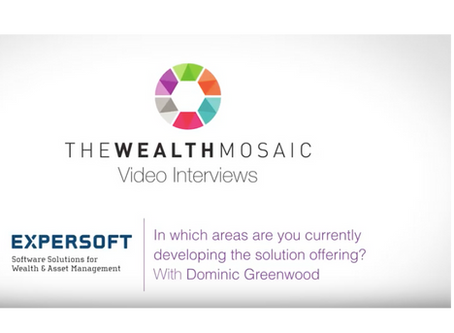 The current solution development focus
