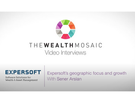 Expersoft's geographic focus and growth markets